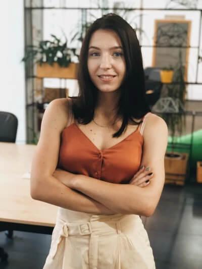 Sofiia Kvasnevska. UppLabs Team