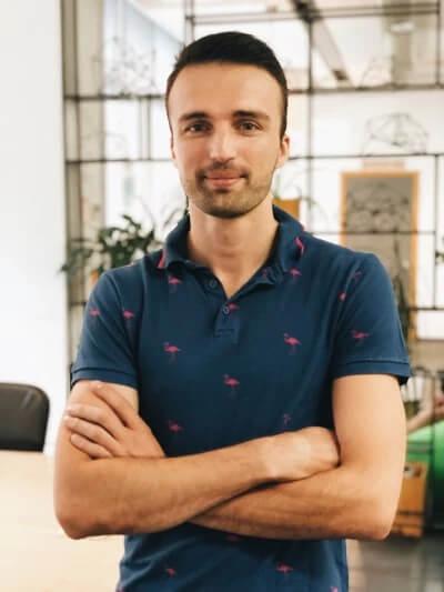 Vitaliy Dyachenko. UppLabs Team