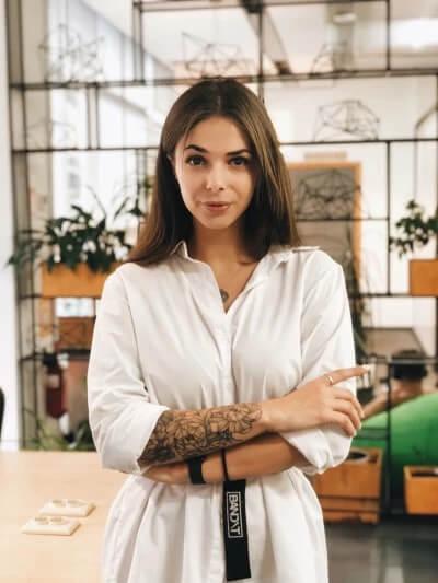 Sonya Danyliuk. UppLabs Team