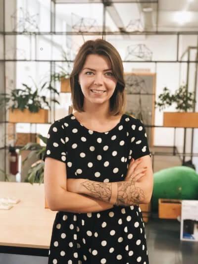 Anna Diachenko. UppLabs Team