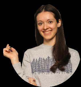 Iryna Korkishko. UppLabs team