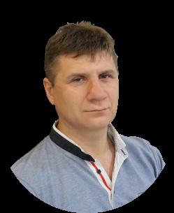 Volodymyr Palonka. UppLabs team