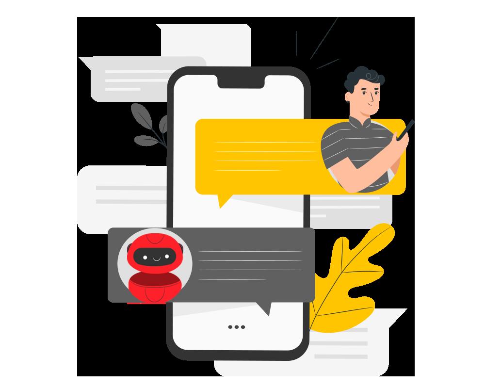 Digital Transformation. Chatbot. UppLabs