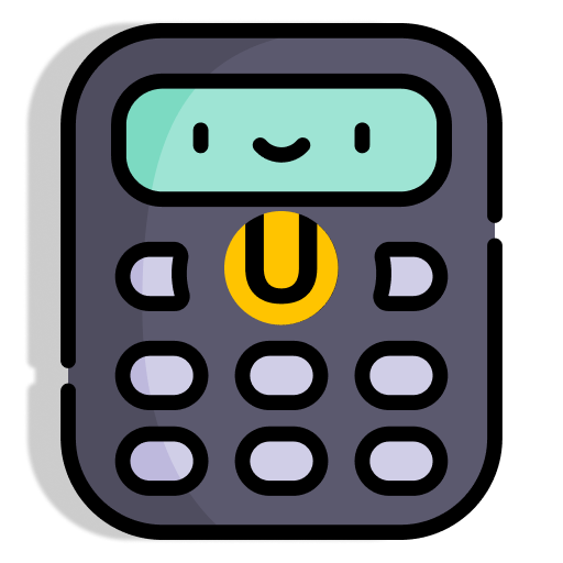 MyAppCost icon. By UppLabs