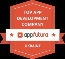 UppLabs on AppFutura. TOP Development Company – Award