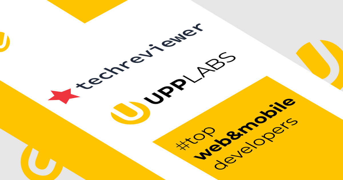 UppLabs among TOP Web and Mobile Development Companies in 2020