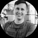 Artem Danchenko. UppLabs' software developer