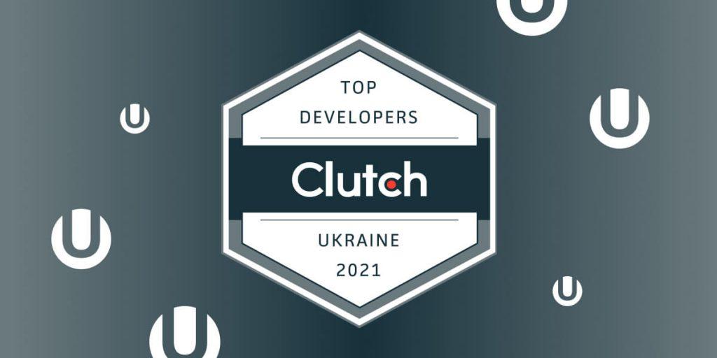 UppLabs is among TOP Ukrainian Development Companies in Clutch's 2021 Leader Awards