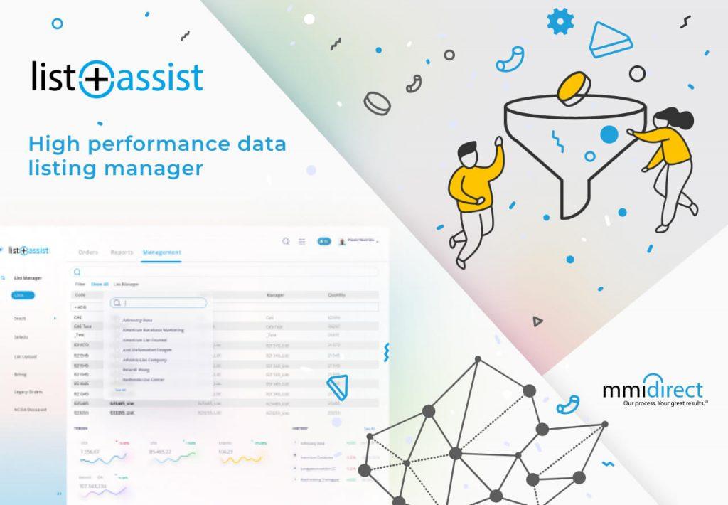 List Assist. UppLabs portfolio